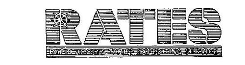 RATES RAPID ACCESS TARIFF EXPEDITING SERVICE