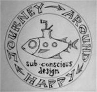 JOURNEY AROUND HAPPY SUB-CONSCIOUS DESIGN