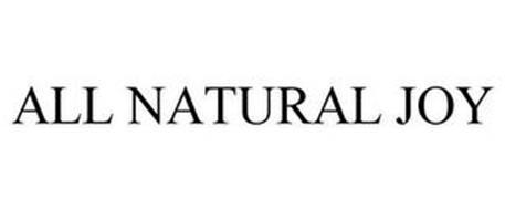 ALL NATURAL JOY