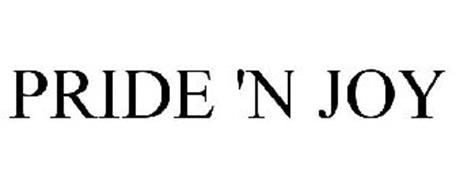 PRIDE 'N JOY