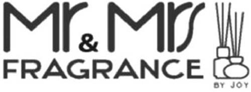 MR & MRS FRAGRANCE BY JOY