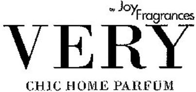 VERY CHIC HOME PARFUM BY JOY FRAGRANCES