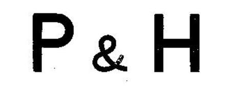 P & H