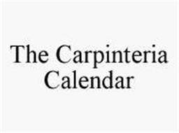 THE CARPINTERIA CALENDAR