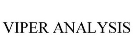VIPER ANALYSIS