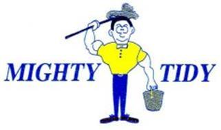 MIGHTY TIDY