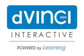DVINCI INTERACTIVE POWERED BY LEARNING