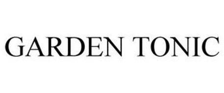 GARDEN TONIC