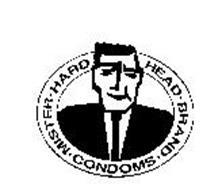 MISTER HARD HEAD BRAND CONDOMS