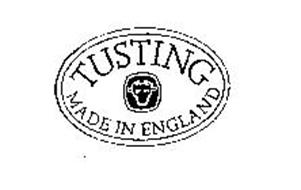 TUSTING MADE IN ENGLAND