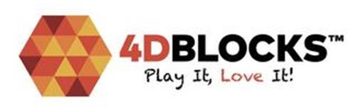 4DBLOCKS PLAY IT , LOVE IT!