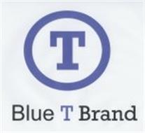 T BLUE T BRAND