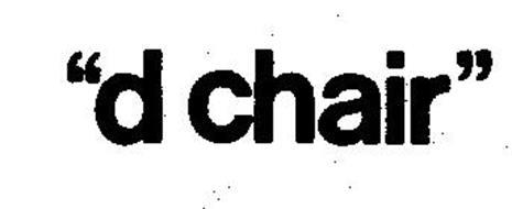 """""""D CHAIR"""""""