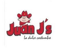 JUAN J'S, LA DULCE COSTUMBRE