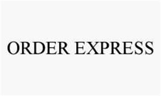 ORDER EXPRESS