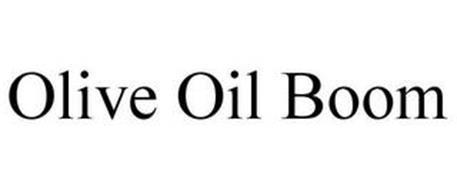 OLIVE OIL BOOM
