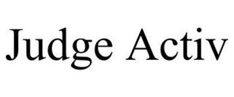 JUDGE ACTIV
