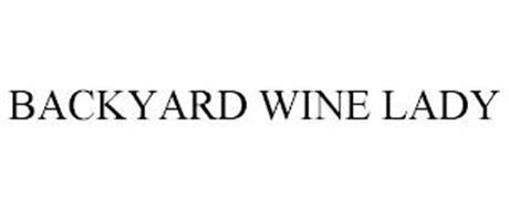BACKYARD WINE LADY