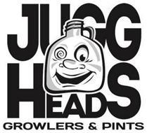 JUGG HEADS GROWLERS & PINTS