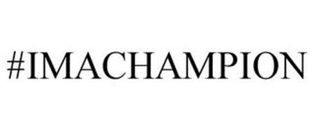#IMACHAMPION