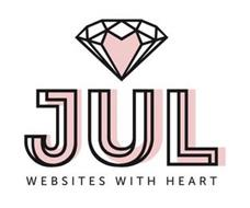 JUL WEBSITES WITH HEART
