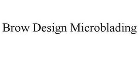 BROW DESIGN MICROBLADING