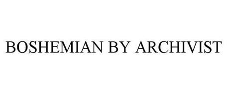 BOSHEMIAN BY ARCHIVIST