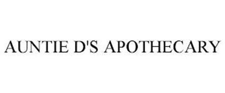 AUNTIE D'S APOTHECARY