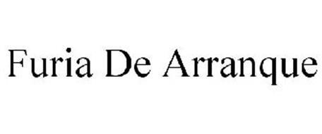 FURIA DE ARRANQUE