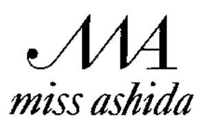 MA MISS ASHIDA