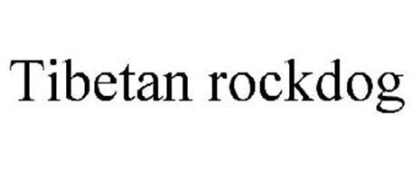 TIBETAN ROCKDOG