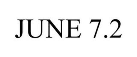JUNE 7.2