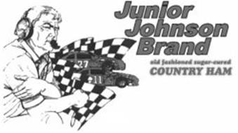JUNIOR JOHNSON BRAND OLD FASHIONED SUGAR-CURED COUNTRY HAM