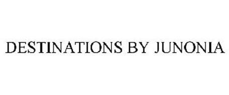 DESTINATIONS BY JUNONIA