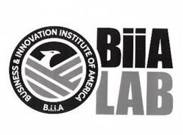 BIIA LAB BUSINESS & INNOVATION INSTITUTE OF AMERICA