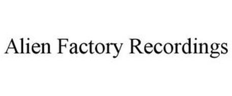 ALIEN FACTORY RECORDINGS