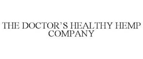 THE DOCTOR'S HEALTHY HEMP COMPANY