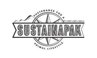 SUSTAINAPAK SUSTENANCE FOR A PRIMAL LIFESTYLE