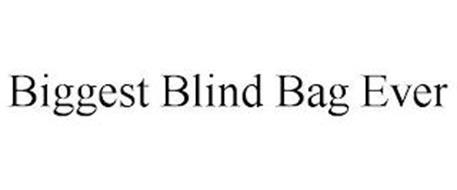 BIGGEST BLIND BAG EVER