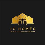 JC HOMES