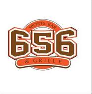 656 SPORTS BAR & GRILLE