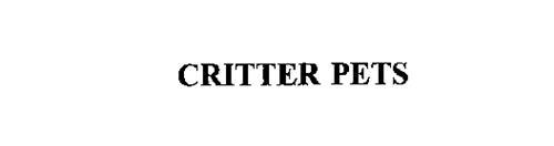 CRITTER PETS