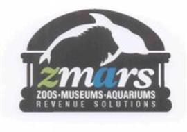 ZMARS ZOOS · MUSEUMS · AQUARIUMS REVENUE SOLUTIONS