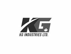 KG KG INDUSTRIES LTD.