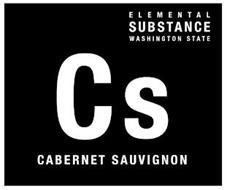 ELEMENTAL SUBSTANCE WASHINGTON STATE CSCABERNET SAUVIGNON
