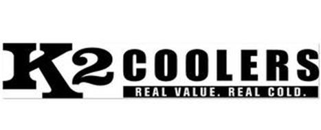 K2 COOLERS REAL VALUE. REAL COLD.