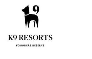 K9 RESORTS FOUNDERS RESERVE