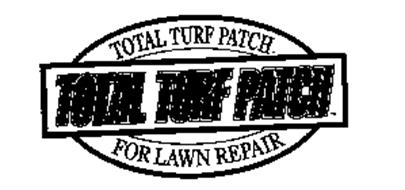TOTAL TURF PATCH FOR LAWN REPAIR