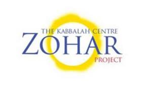 THE KABBALAH CENTRE ZOHAR PROJECT