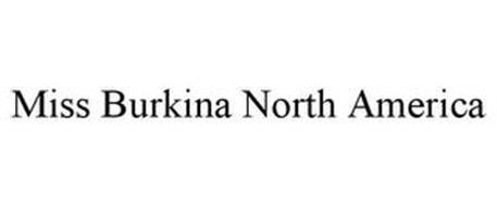 MISS BURKINA NORTH AMERICA